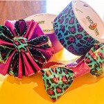 Duck Tape Corsage and Bow Tie
