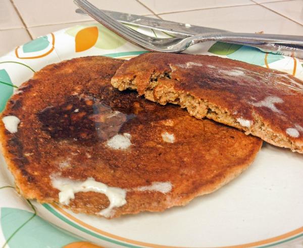 Healthy Start Pancakes