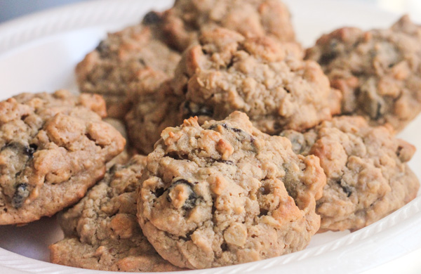 Hearty Breakfast Cookies for Any Time of Day
