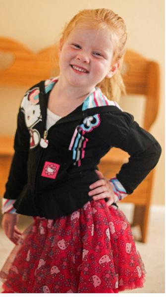 Hello Kitty Clothing + KuKee App Fun