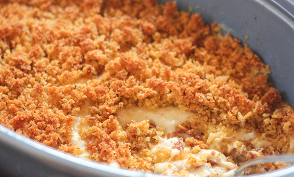 Chicken Cordon Bleu Casserole - Clever Housewife