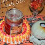 DIY Halloween Candy Craft