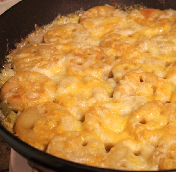 Convenience and Natural Ingredients from McCain Potatoes: Smiles Casserole