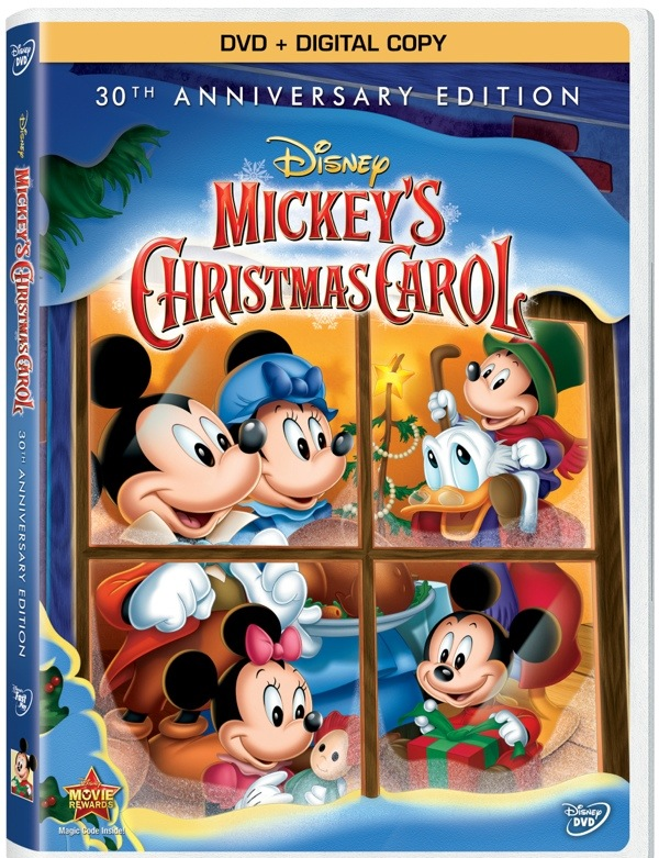 Creating Holiday Traditions with Mickey's Christmas Carol
