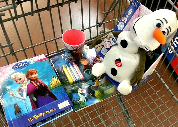 Disney FROZEN toys at Walmart #FrozenFun #shop