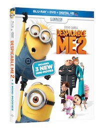 Keep Christmas Merry With Family Movie Time & Despicable Me 2