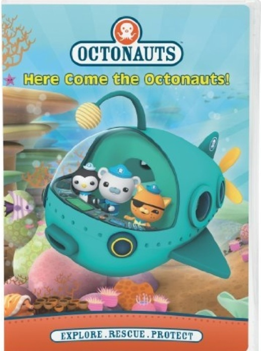 "Dive Into Science With ""Here Come The Octonauts"" DVD Giveaway"