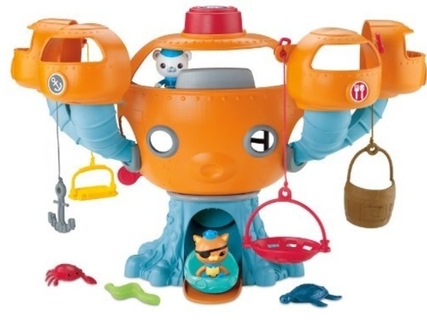 Dive Into Science With Quot Here Come The Octonauts Quot Dvd
