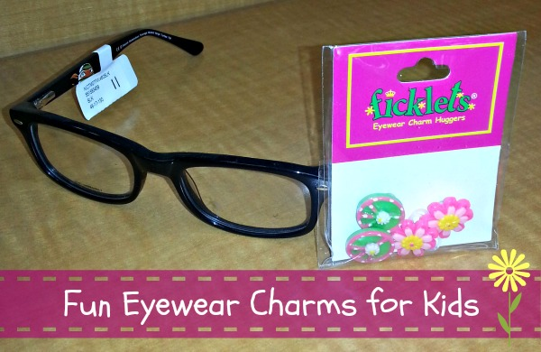 Kids Expressing Their Style with Ficklets® Eyewear Charms