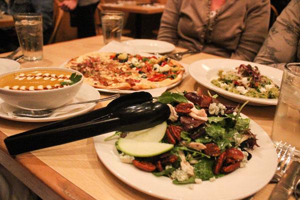 The Red Grape: A Sonoma Pizzeria