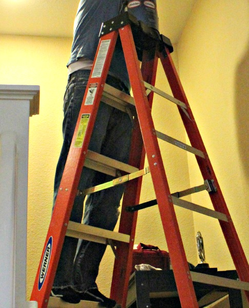 werner 6ft nxt stepladder - Werner Ladder