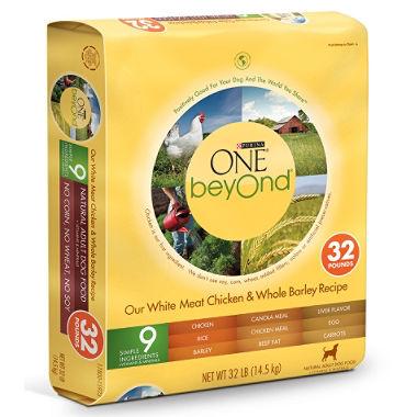 Free Dog Food Sample of Purina ONE® BeyOnd®