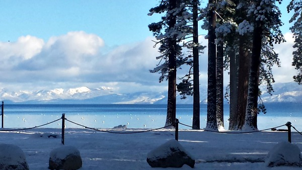 Peace and Serenity at Camp Richardson in Lake Tahoe