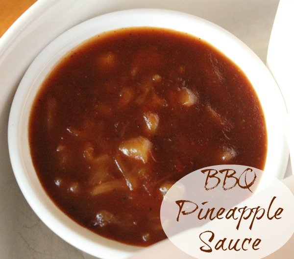 BBQ Dipping Sauces: BBQ Pineapple & Miracle BBQ
