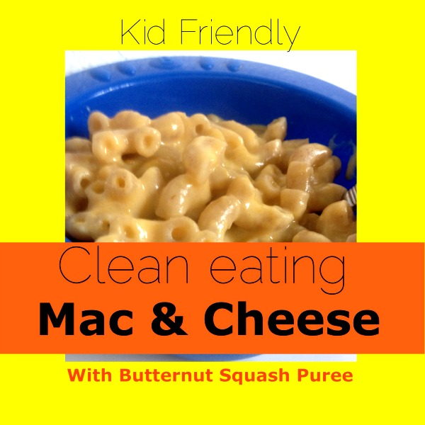 Goal Update and Clean Eating Mac & Cheese with Butternut Squash Purée