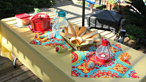 Outdoor Oasis Party with Pier 1 Imports Giveaway - Clever Housewife