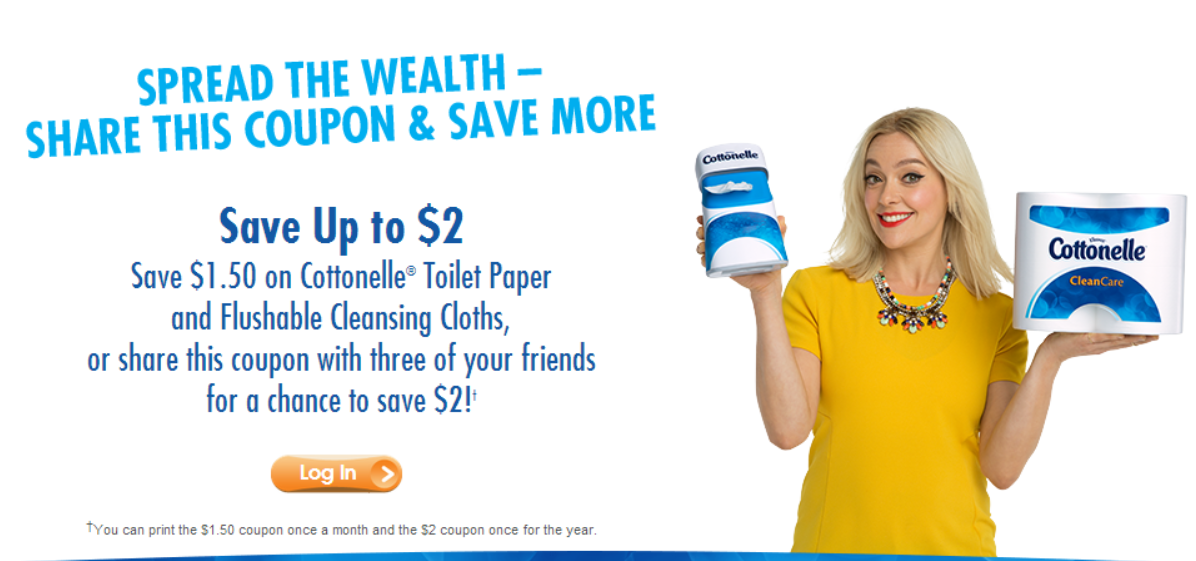 Up Close and Personal with Cottonelle Flushable Wipes and Coupon!