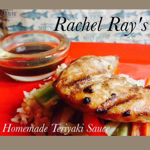 Eat Like Your Cat: Simple Recipe for Rachael Ray's Homemade Teriyaki Sauce