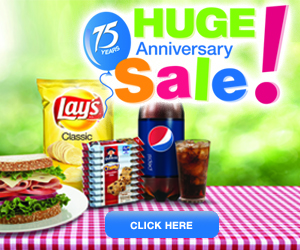 Albertsons Anniversary Sale: Enter the Earthbound Farms Free Salad For A Year Giveaway