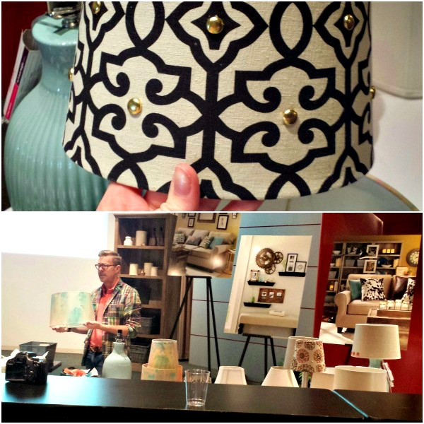 Charming Ideas Better Homes And Gardens Lamp Shades. To boost our creativity was a workshop with Eddie Ross  where he showed us how easy it is to take Better Homes and Gardens products make DIY project My Stroll Through Clever Housewife