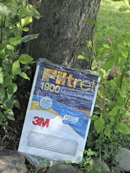 Reduce Allergens with Filtrete Air Filters