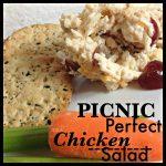 Picnic Perfect Chicken Salad