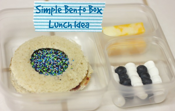 Simple Bento Box Lunch Ideas and Recipe