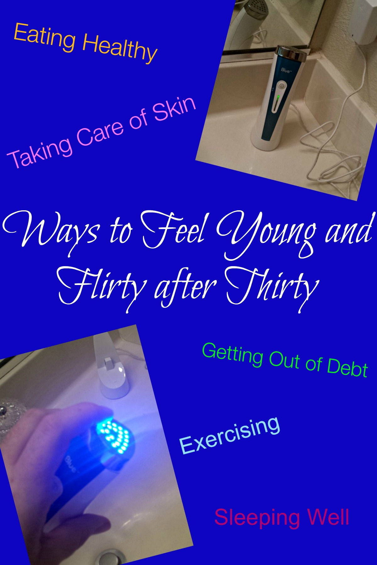Ways to Feel Young and Flirty After Turning Thirty