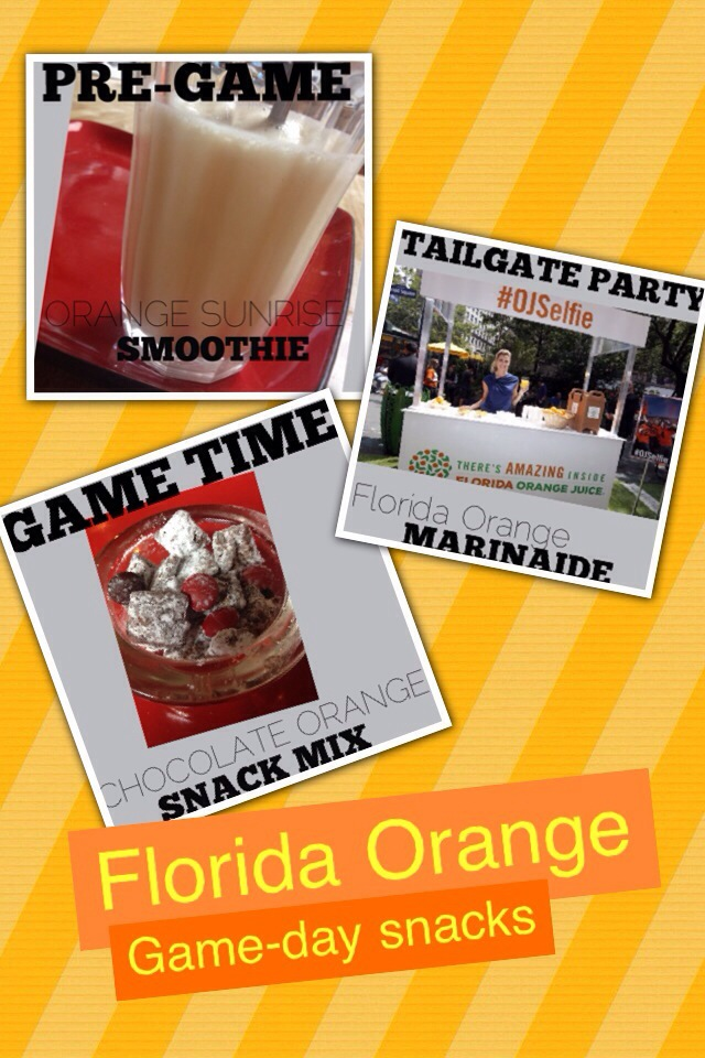 3 Florida Orange Juice Recipes Perfect For Game Day!