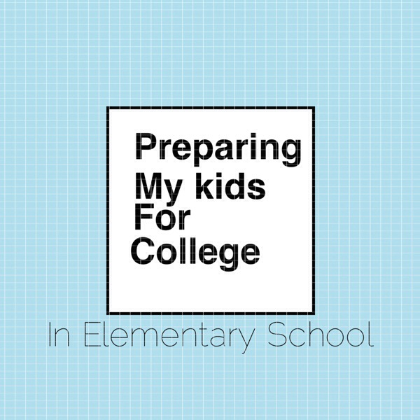 Preparing Kids For College (In Elementary School) + Sweepstakes to Win $2500 College Money from ScholarShare