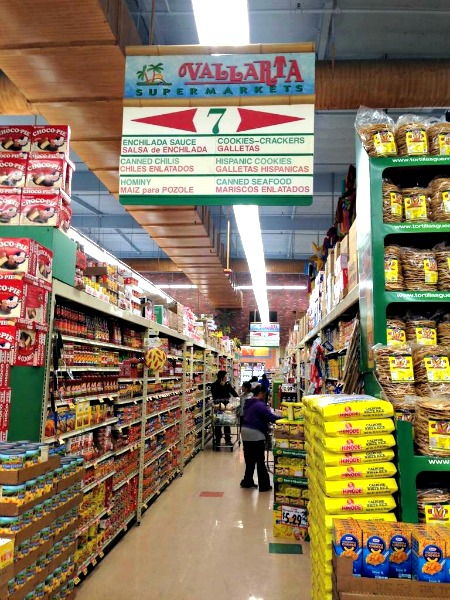 Vallarta Supermarket