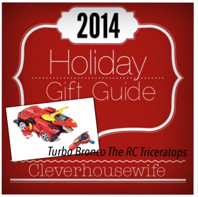 2014 Holiday Gift Guide: Switching Things Up with VTech Switch & Go Dinos