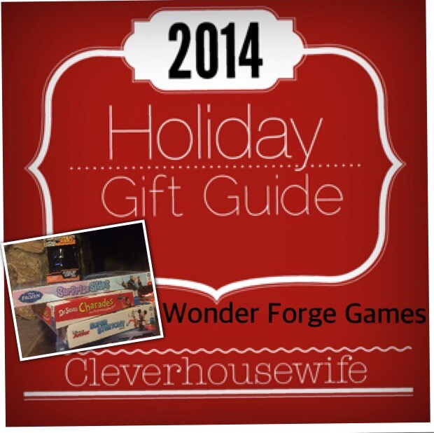 2014 Holiday Gift Guide: Get Your Game On With Wonder Forge Games + Giveaway