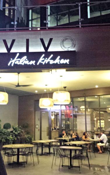 Vivo Italian Kitchen for Tasty Dining on the Universal CityWalk ...