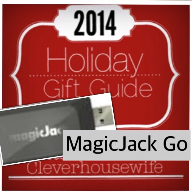 2014 Holiday Gift Guide: The Gift of Gab With MagicJack + Giveaway