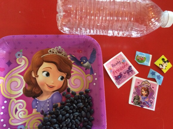 "Showing My DisneySide With a ""Sense-Sational"" Fairytale Adventure + Sofia the First Party ideas"