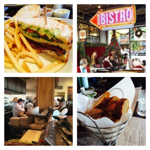 Family Dining and SF Tourism at Bistro Boudin
