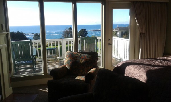 Mendocino Coast: Ocean Views and Comfort at the Little River Inn