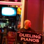 Dueling Pianos on Bourbon Street
