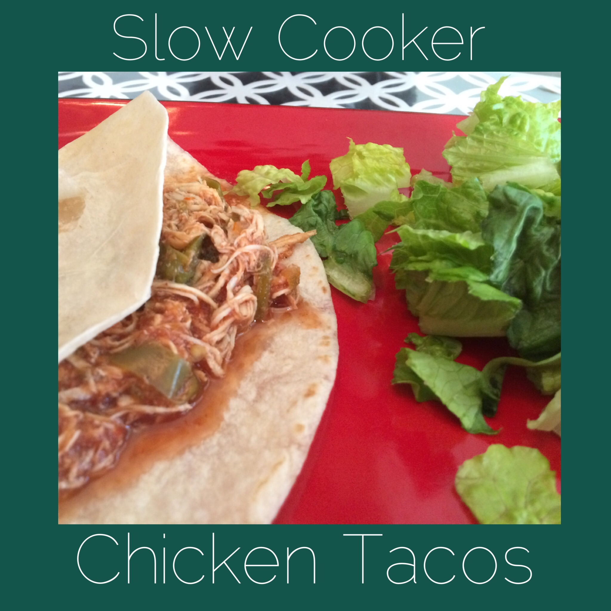 Healthy Slow Cooker Chicken Tacos From Campbell s Kitchen Clever