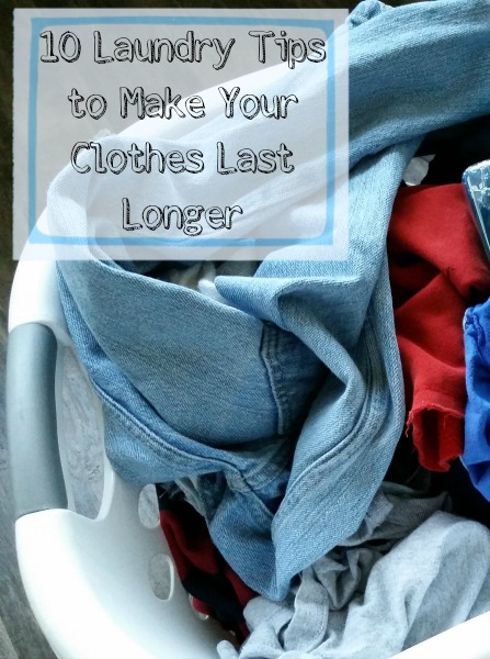 10 Laundry Tips To Make Your Clothes Last Longer Clever