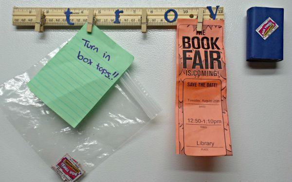 Tips for Saving Box Tops for Education