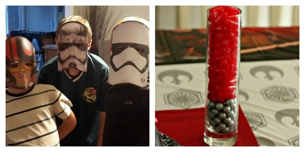 Star Wars 7 Party Supplies