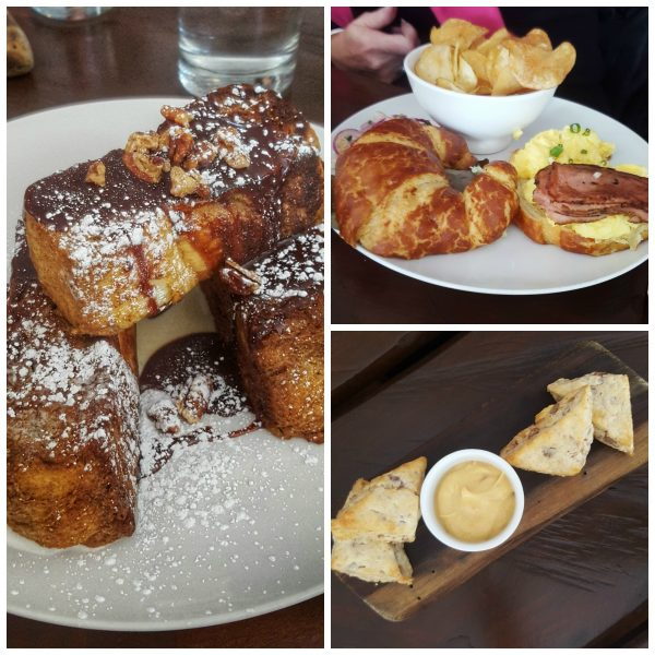 Brunch at Harvest in Louisville