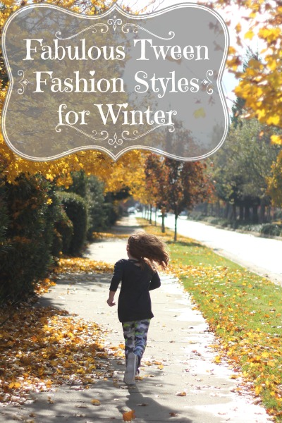Fabulous Tween Fashion Styles for Winter