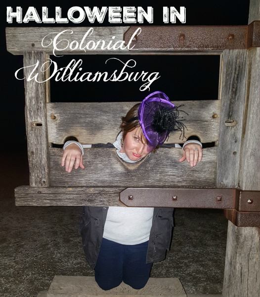 Halloween in Colonial Williamsburg
