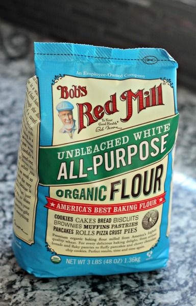 Bob's Red Mill Unbleached White All-Purpose Organic Flour