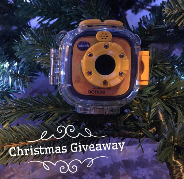 Kidizoom Action Cam by VTech GIVEAWAY for the outdoorsy kid