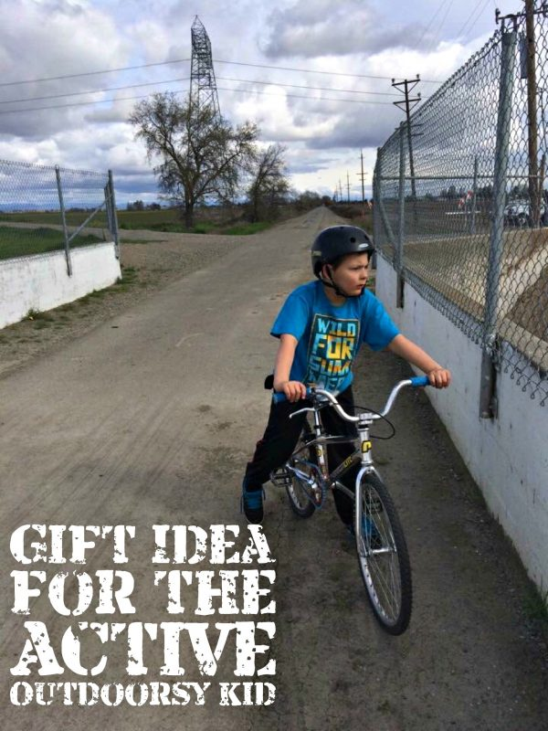 Gift Idea For the Active Kid