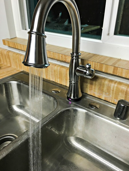 Delta Touch2O® Technology for the Kitchen